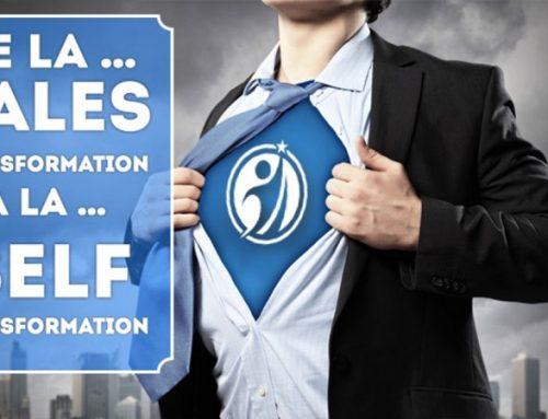 De la Sales Transformation à la… Self Transformation